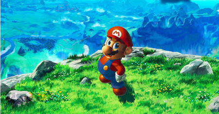 Lo que The Legend of Zelda: Breath of the Wild le debe a Super Mario 64
