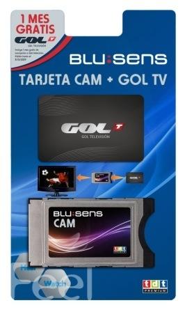 Blusens lanzará un pack para ver Gol TV en Octubre