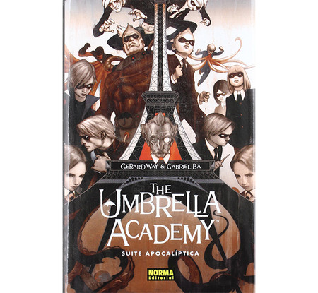 The Umbrella Academy Libros Que Seran Una Serie En 2019