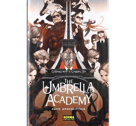 The Umbrella Academy Libros Que Seran Una Serie En 2019