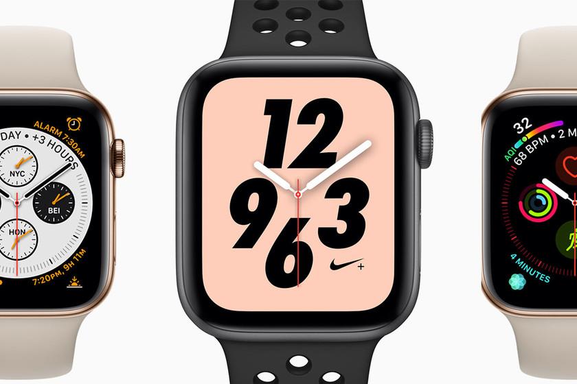 desarrollo de Escoba Rezumar  Apple Watch Series 4, características, precio y ficha técnica