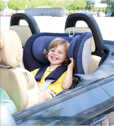 Sistemas de retención infantil  Römer: la garantía de una marca pionera en seguridad