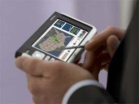 Tableta Nokia con pantalla OLED
