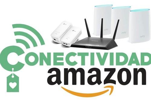 5 ofertas del día, ofertas flash y bajadas de precio de Amazon en conectividad