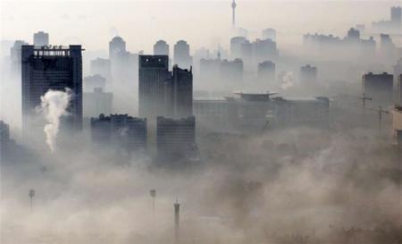 China quiere usar drones para la lucha contra la polución