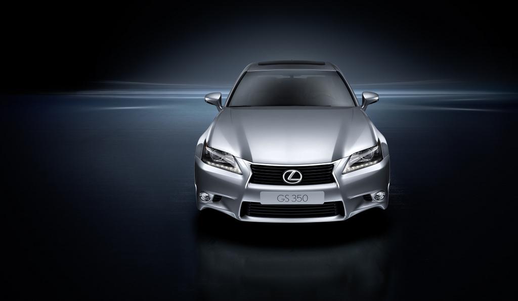 Foto de Lexus GS 2012 (11/21)
