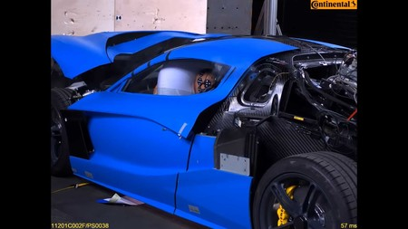 Rimac C Two Crash Testing 1