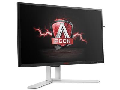 AOC lanza el AGON AG251FZ, un nuevo monitor pensado para los amantes de los videojuegos