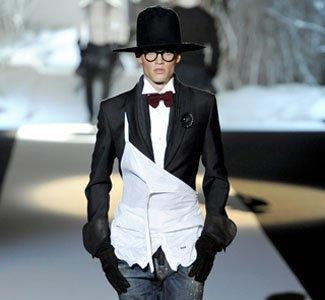 Dsquared2, Otoño-Invierno 2011/2012 en la Semana de la Moda de Milán