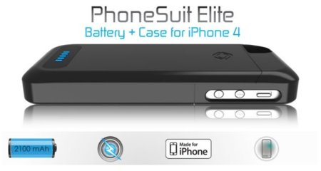 PhoneSuit Elite
