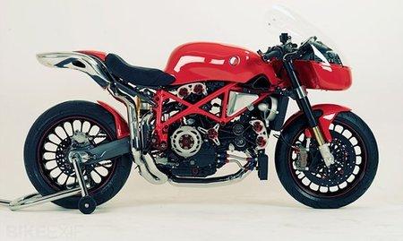 Ducati Cafe9, una café racer del siglo XXI