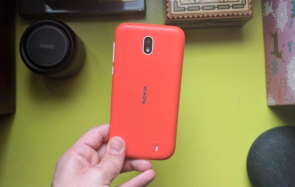 Nokia uno Diseno