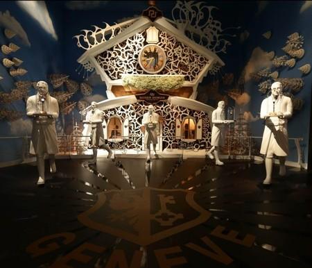 El espectacular stand de Roger Dubuis en SIHH 2014