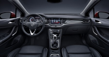 Nuevo Opel Astra 2015 15