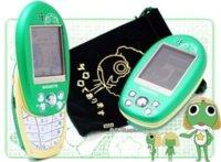 Gygabyte Keroro, móvil para niños