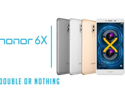Honor 6X: el nuevo teléfono de Huawei es un gama media económico