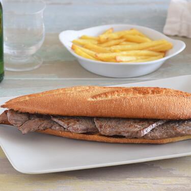Receta de pepito de ternera, el sencillo bocadillo español convertido en todo un clásico