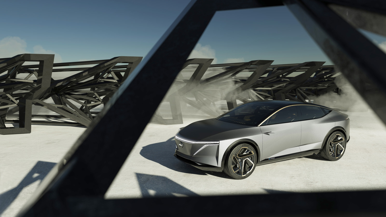 Foto de Nissan IMs EV Sports Sedan concept (15/31)