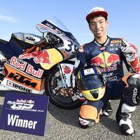 El campeón de la Rookies Cup 2017 ocupa la plaza de Juanfran Guevara en Moto3