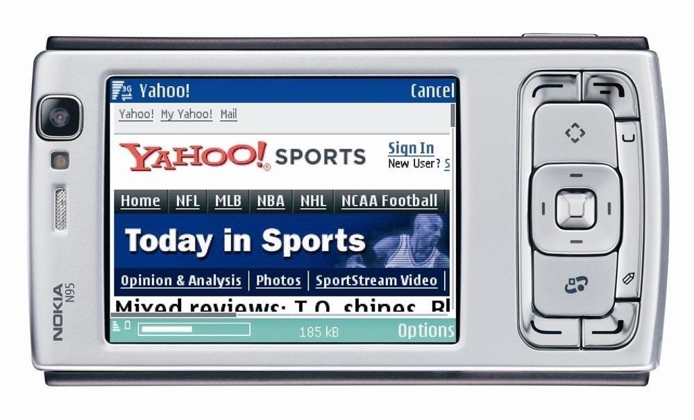 Foto de Nokia N95, fotos oficiales (9/10)