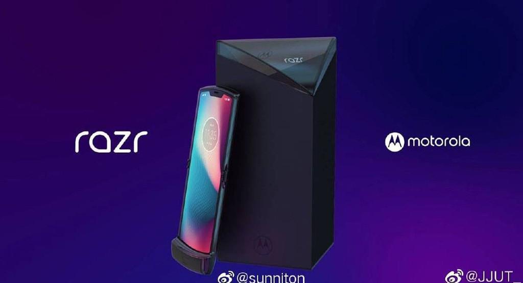Motorola nos cita el trece de noviembre: reciente Moto™ RAZR plegable a la vista