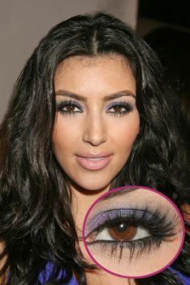 Cómo lograr el look de Kim Kardashian