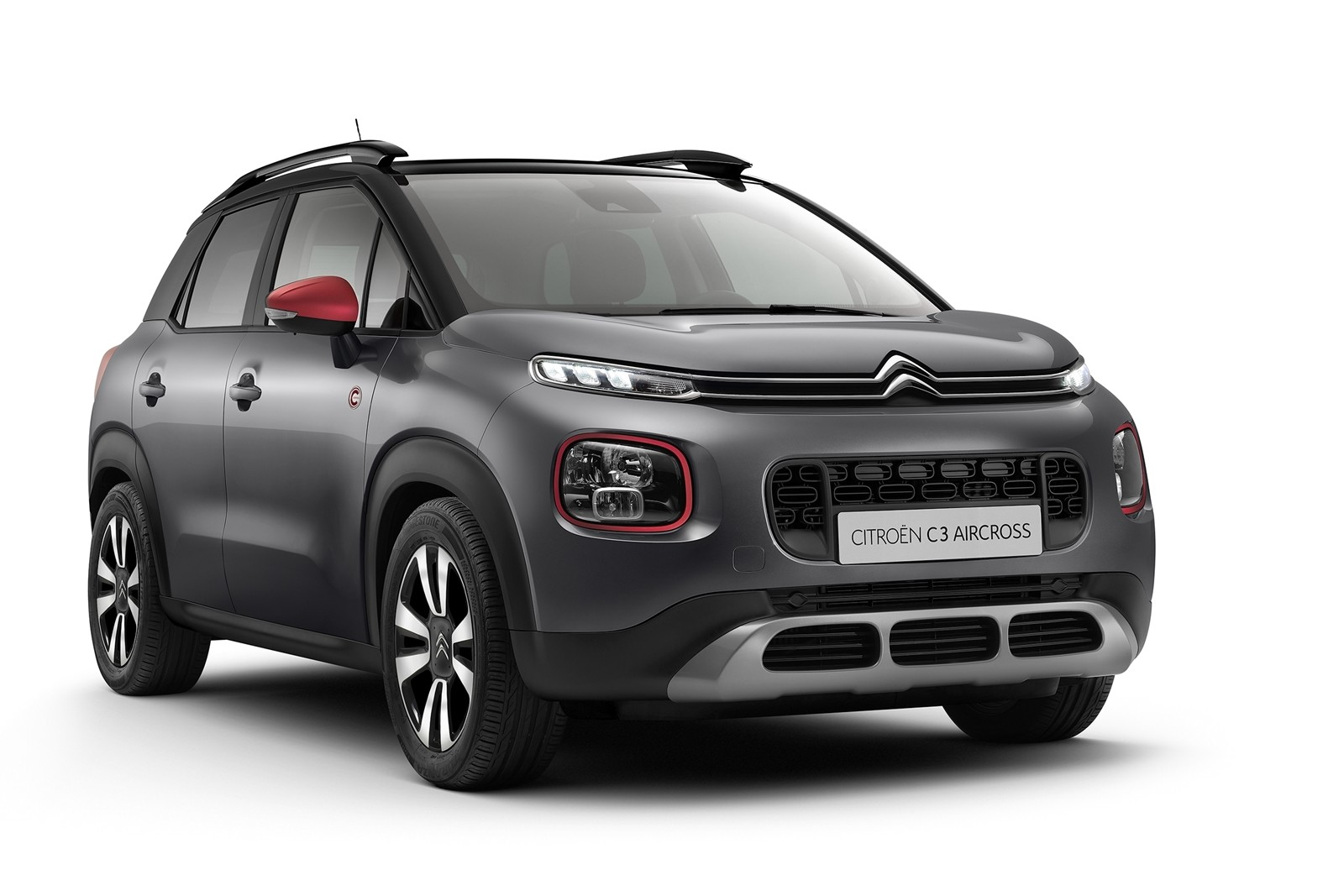 Citroën C3 Aircross C-Series 2020