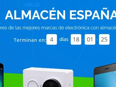 Las 14 mejores ofertas de AliExpress en su almacén de España