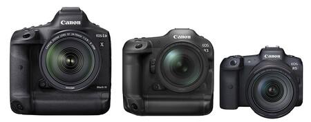 Canon Eos R3 Vs R5 Vs 1dx
