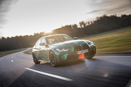 BMW M3 Competition Prueba Contacto 56