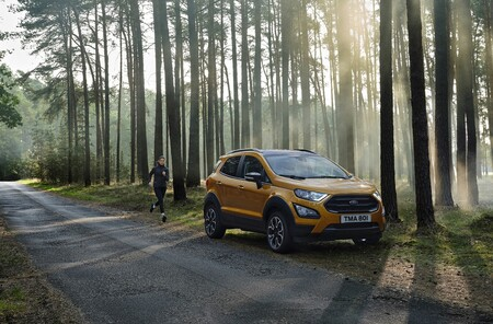 Ford Ecosport Active 2020 5