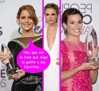 People's Choice Awards 2013: Una de famosos posando en la alfombra roja