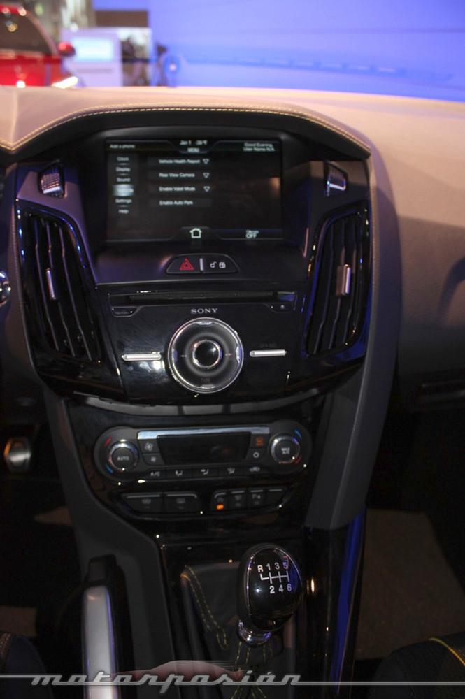 Foto de Ford Focus 2012 en el Salón de Ginebra 2010 (11/13)