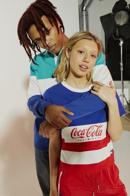 Tommy Hilfiger Y Coca Cola 17