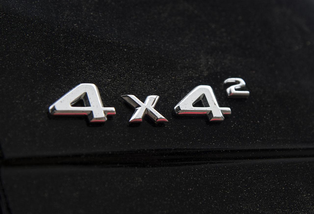 Foto de Mercedes-Benz G 500 4x4², toma de contacto (72/127)