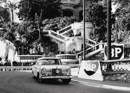 Mercedes 220 SE Rally de Monte Carlo 1964