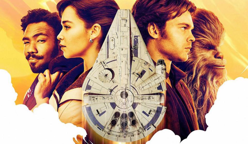 Han Solo Cabecera