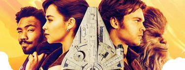 \'Han Solo: Una historia de Star Wars\', una encantadora aventura con el espíritu del western más añejo