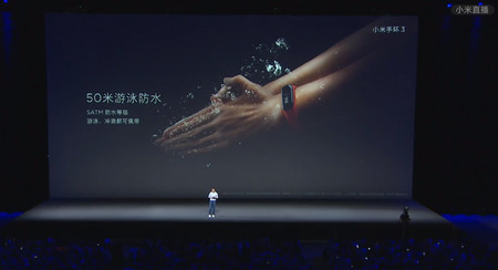 Xiaomi Mi Band 3 Ip 67