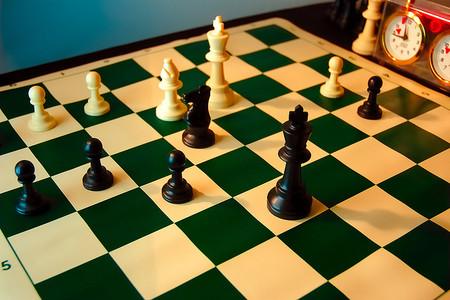 Un caza trampas al ajedrez