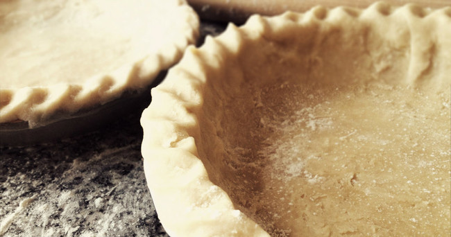 Vintage Pie Crust