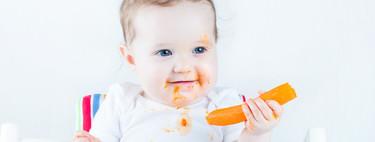 Siete artículos Baby-led weaning para fomentar la autonomía en la alimentación de tu bebé