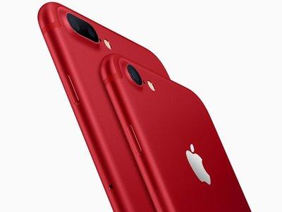 Apple lanza una edición especial del iPhone7 en rojo y no sólo nos ha vuelto locos. También nos llega al corazón