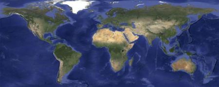 Google elimina las nubes de Google Maps y Google Earth