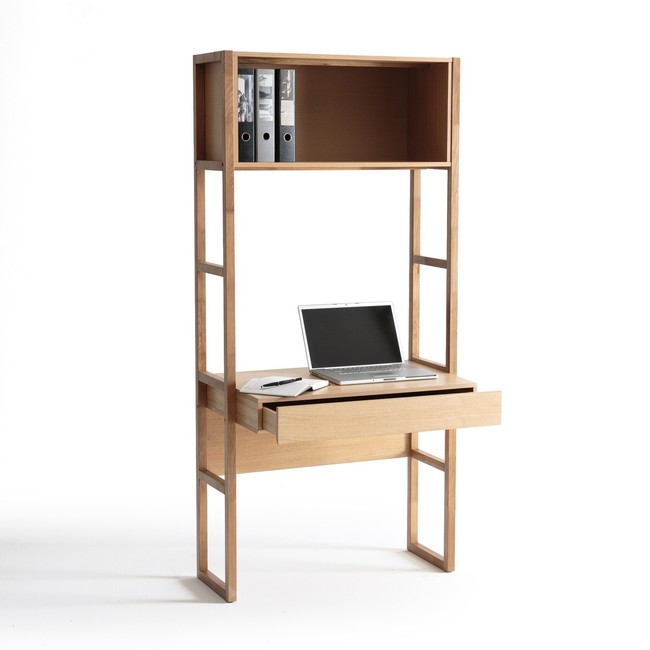 En La Redoute tienes esta estantería y escritorio de diseño con 25% de descuento y envío gratis