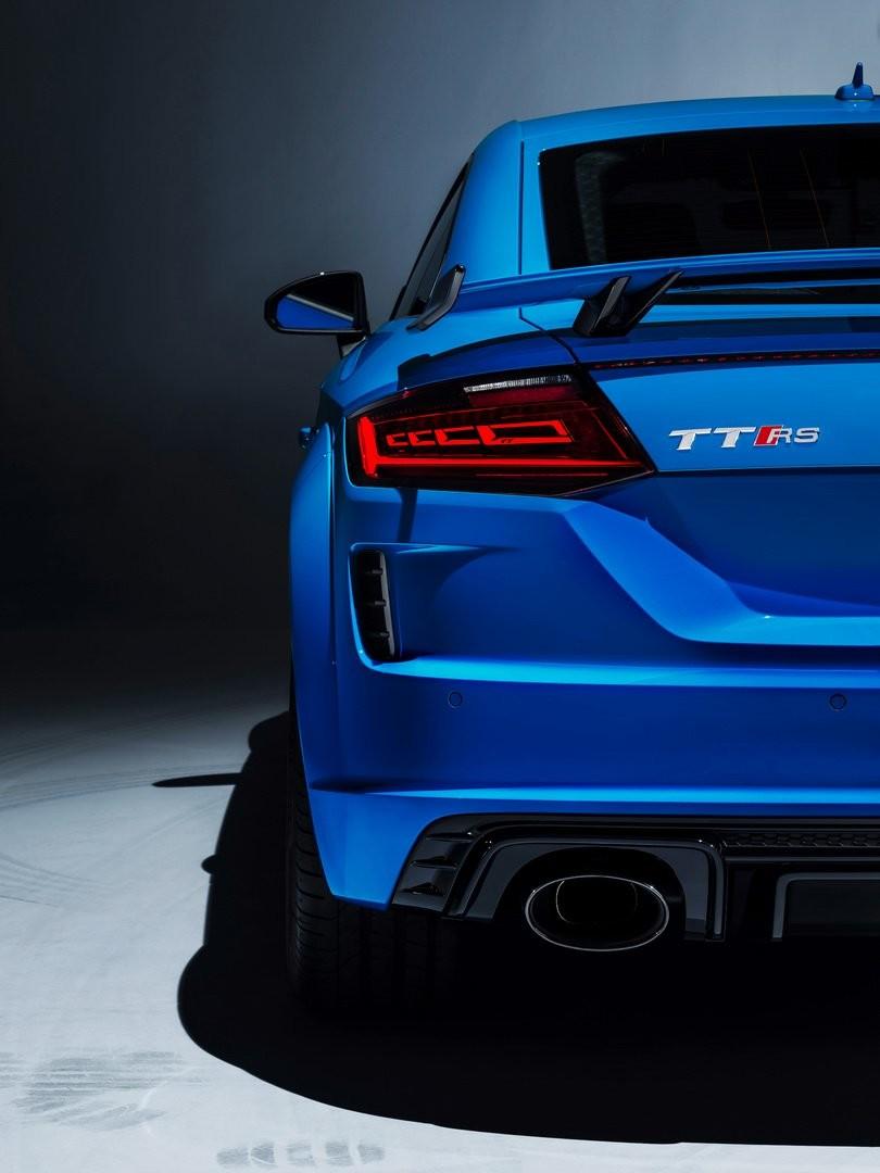 Foto de Audi TT RS 2020 (27/53)