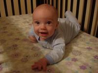 Bebé de 5 meses