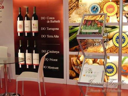 Visita a la 1ª Muestra HostelCat de Gastronomía de Cataluña Sur