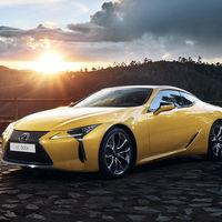 El Lexus LC estrena edición especial Yellow Edition protagonizada por el color amarillo