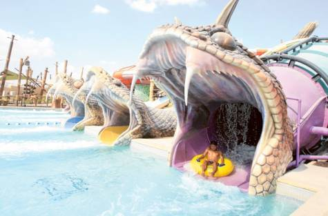 Foto de yas waterworld (2/8)